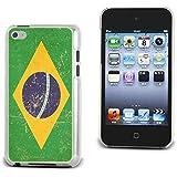 Coque ipod touch 4 drapeau Bresil