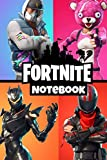 #6: Fortnite Notebook: Heroes Edition - Over 100 Pages for Your Techniques and Notes!