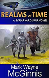 Realms of Time (Scrapyard Ship series Book 4) (English Edition)