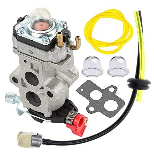 Carburetor Fuel Line Kit for Walbro WYA-79 Husqvarna 350BT 150BT Backpack  Blower Carb New