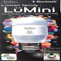 LUMINI Ellipsoidal Color Bulbs - Multi Color