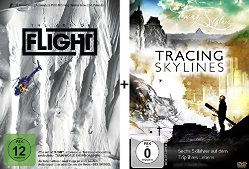 The Art of Flight - Skyline Edition (2 DVDs)