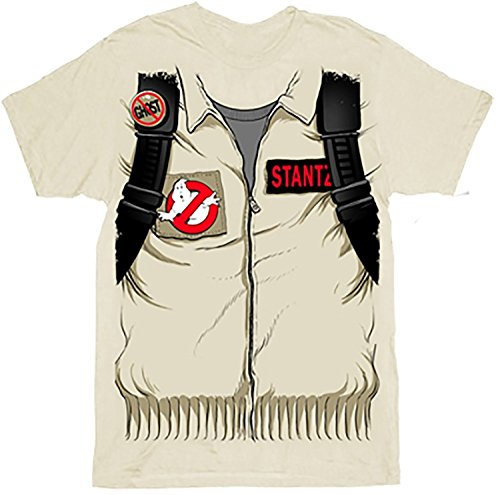 Ghostbusters Executioner Stantz Full Kostüm with Backpack Print -