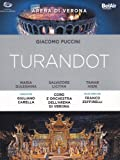 Turandot aux arènes de Vérone [Blu-ray]