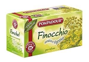 Pompadour Infuso 20Flt Finocchio
