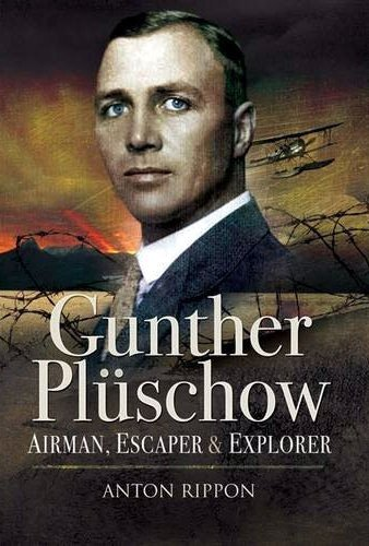 Gunther Pluschow (Roman Conquests)