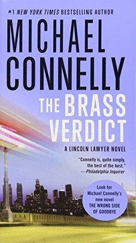 The Brass Verdict (Lincoln Lawyer Novels)