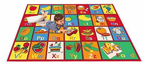 Kids-Rug-ABC-Fruit-Area-Rug-39-x-58-Free-Shipping