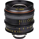 Tokina 16–28 mm Objectif T3 Cinéma pour Sony FE Support