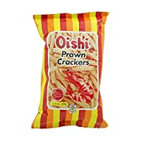 Oishi Prawn Crackers, 60 g (Ven_FD30-015)