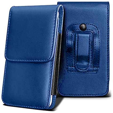 SPRINT FORCE Holster Case - ( Blue ) Universal Vertical