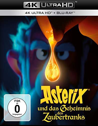 Asterix und das Geheimnis des Zaubertranks (4K Ultra HD) (+ Blu-ray 2D)