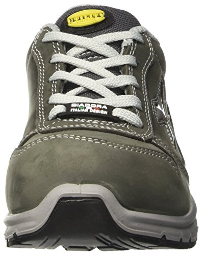Diadora Run Low S3, Chaussures de Travail Mixte Adulte Gris (Grigio Castello)