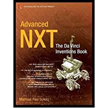 [ADVANCED NXT: THE DA VINCI INVENTIONS BOOK BY SCHOLZ, MATTHIAS PAUL(AUTHOR)]PAPERBACK