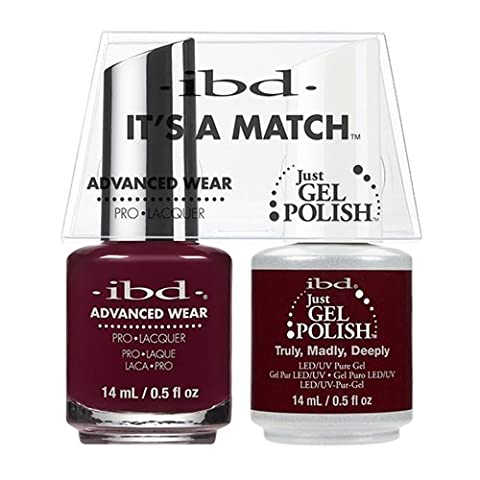 IBD C'est un match à ongles gel, Truly Madly Deeply