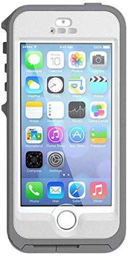 OtterBox Preserver Case Glacier Weiß/Grau für Apple iPhone 5/5S