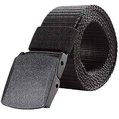 Liqy Herren Boot-Cut Hose schwarz Black#015 XX-Large Gr. XX-Large, CA-BE01-BLA (125CM)