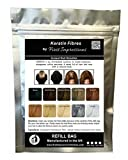 Best Hair Fillers - 100% Natural Keratin Hair Building Fibres - Refill Review
