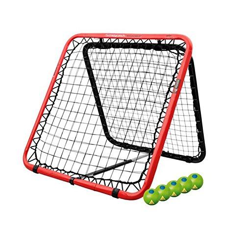 Crazy Catch Wildchild Rebound Net - with 5 Balls!! (93 x 93cm) Test