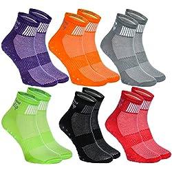 2 4 o 6 pares de calcetines...