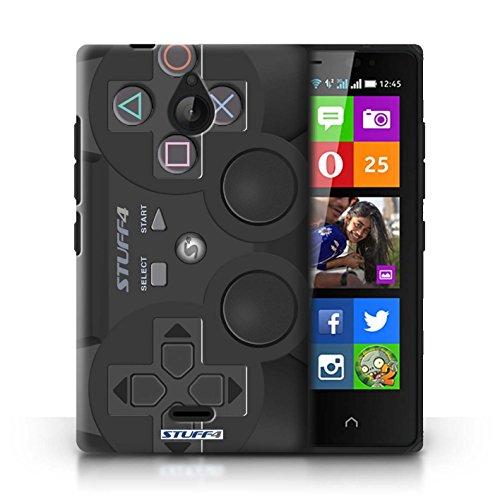 Stuff4 Hülle / Case für Nokia X2 Dual Sim / Playstation PS3 Muster / Spielkonsolen Kollektion