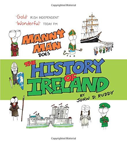 Preisvergleich Produktbild Manny Man Does the History of Ireland