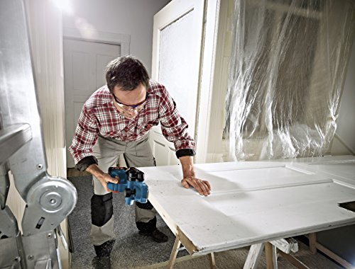 Bosch Professional GHO L-Boxx 18 V-LI Cordless Planer (Without Battery and Charger)