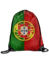 HLKPE Lighting Wolf Pattern Basic Drawstring Backpack Athletic Sackpack For  Men   Women School Travel Bag 550adf9ac6019