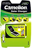 Solar-powered battery charger Camelion Charger SBC 3001