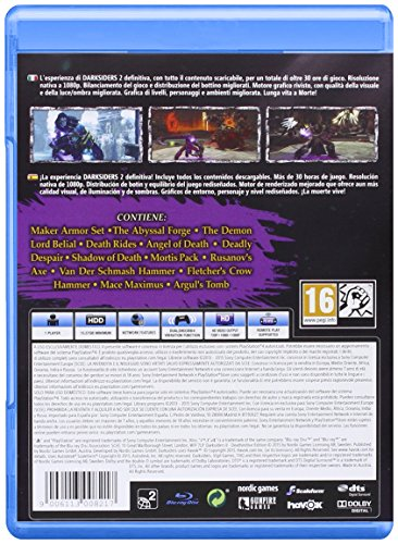 Zoom IMG-1 darksiders 2 deathinitive ed musthave