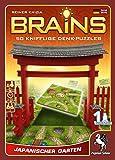 Pegasus Spiele 18130G - Brains - Japanischer Garten