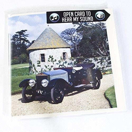 rolls-royce-alpine-coche-de-aguila-tarjeta-de-felicitacion-con-motor-sonido-interior