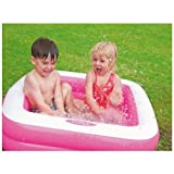 #5: Intex Inflatable Play Box Pool, Multi Color