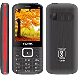 TORK MOBILE T 36 Made In India 2.8 Big Display + 3000 MAh Powerfull Battery +Big Speaker +Big Sound +Mp3 +Mp4 +BT+ Vibration + Auto Call Recording + Wireless FM +Mobile Tracker + GPRS + WAP +Facebook +500 Contacts Phonebook +Big Led Torch +Dual Sim + Digi