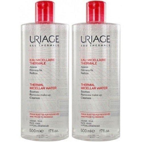 Uriage acqua Micellare termale per pelli sensibili,...