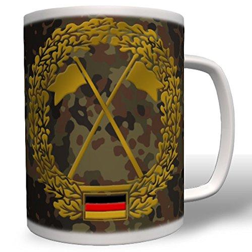 Barettabzeichen Ausbildung Wappen Emblem Einheit Truppe Heeresaufklärungstruppe - Tasse Becher Kaffee #1953