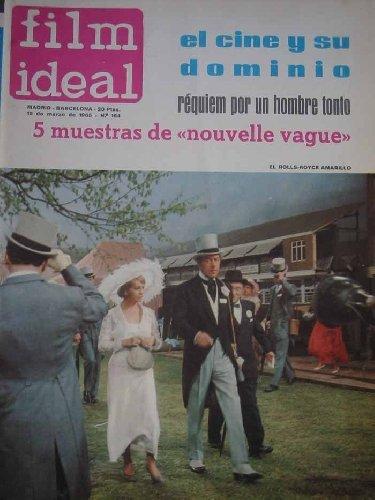 FILM IDEAL. REVISTA DE CINE. Marzo 1965 nº164