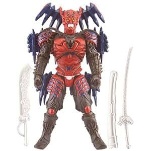 Power rangers super samurai seigneur xandred figurine 10 cm import royaume uni - Jeux de power rangers super samurai ...