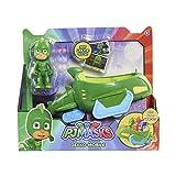 Enlarge toy image: PJ Masks Gekko-Mobile Vehicle with Gekko Figure -  preschool activity for young kids