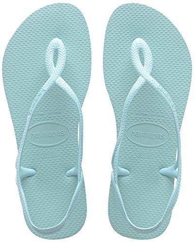 Havaianas Luna, sandales Femme Bleu