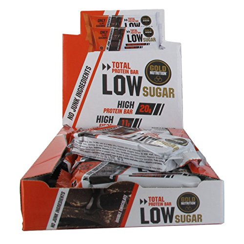 Gold Nutrition Total Protein Low Sugar Barr Choco