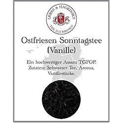 Black-Line Ostfriesen Sonntagstee (Vanille) 250g