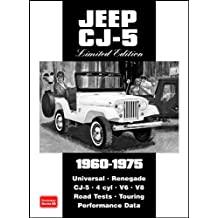 Jeep CJ-5 Limited Edition 1960-1975 (Limited Edition Extra)