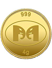 Muthoot Gold Bullion Corporation 24k (999) 8 gm Combo pack - Goddess Lakshmi and Lord Ganesh Gold Coins