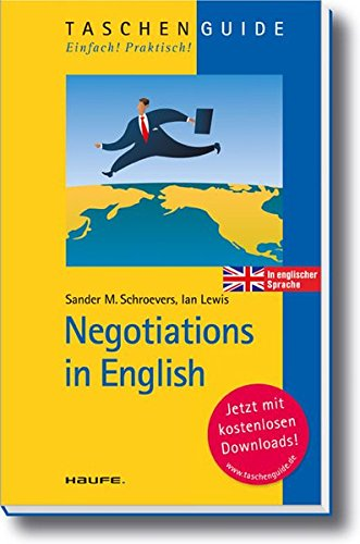 Negotiations in English (Haufe TaschenGuide)