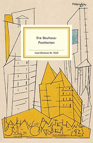 Die Bauhaus-Postkarten (Insel-Bücherei)