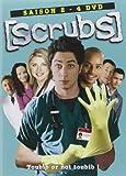 Scrubs : L'intégrale saison 2 - 4 DVD (dvd)