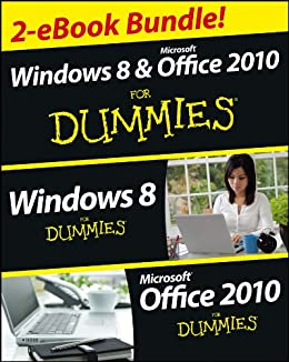 Windows 8 & Office 2010 For Dummies eBook Set (English Edition ...