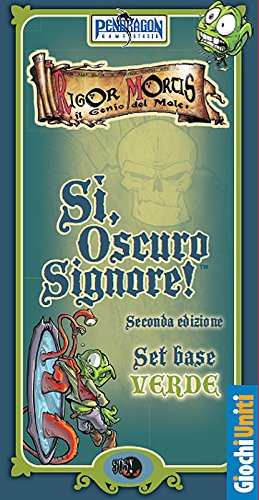 Giochi Uniti–Si, Oscuro Señor, Juego Base Verde