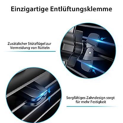 Handyhalter-frs-Auto-Magnet-Auto-Handyhalterung-Handy-Halter-fr-Auto-KFZ-Handy-Halterung-Handyhalter-Auto-fr-iPhone-Samsung-HTC-LG-Huawei-und-jedes-andere-Smartphone-oder-GPS-Gert-Autozubehr